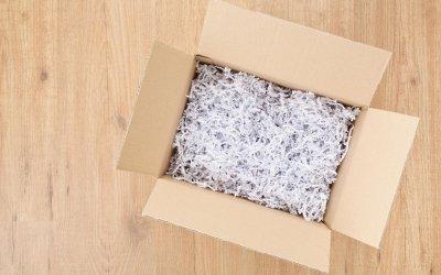 Sposoby na pustą przestrzeń w opakowaniach kartonowych