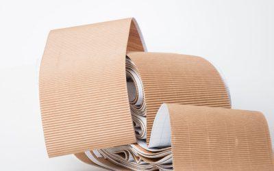 Jak powstał papierowy karton