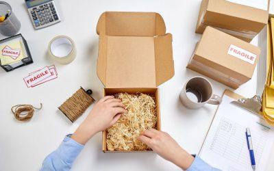 Co dawać do pudełek? Porównanie 7 wypełniaczy do paczek