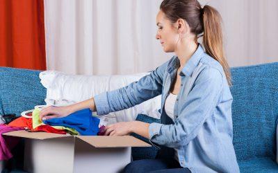 Jak niezawodnie oraz tanio pakować i wysyłać ubrania