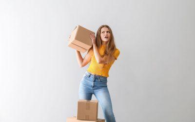 Co pakujemy do kartonu?